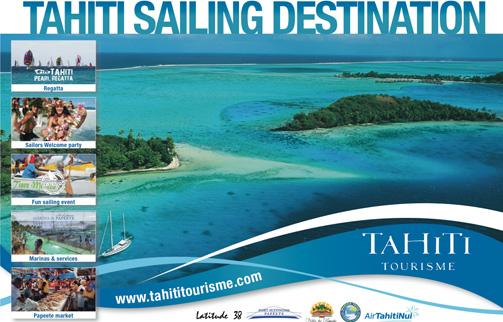 Promotion à Panama de Tahiti et ses îles