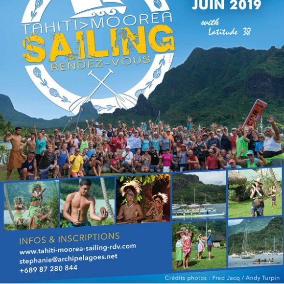 Tahiti-Moorea Sailing Rendez-Vous