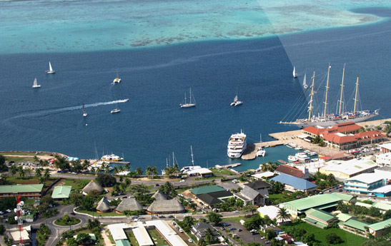 Nautical Tourism meetings in the Leeward Islands